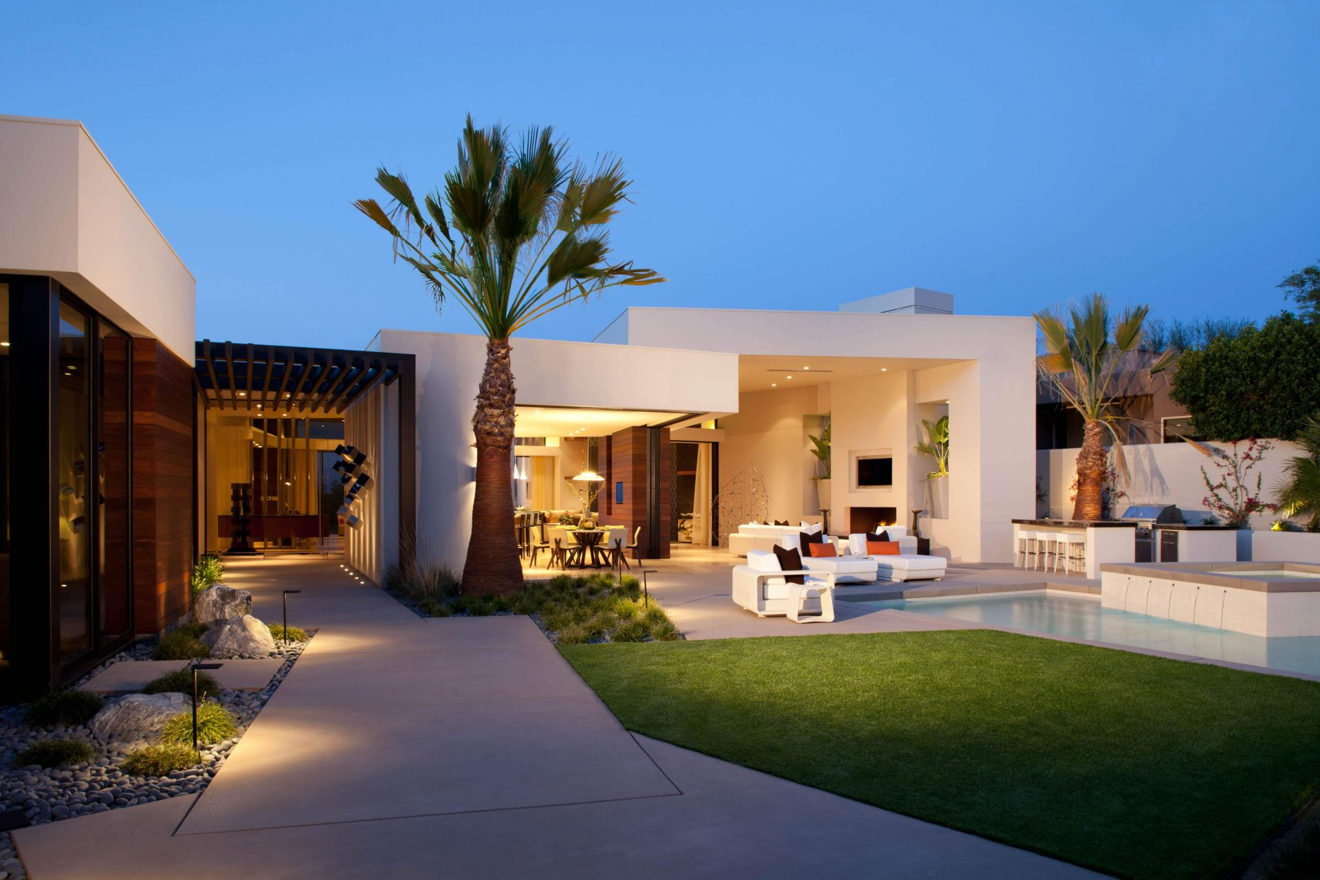 Villa Fortuna, San Diego, California
